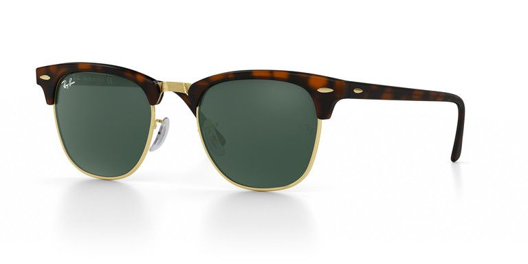 Ray Ban Clubmasters on an autumn day. Perfect