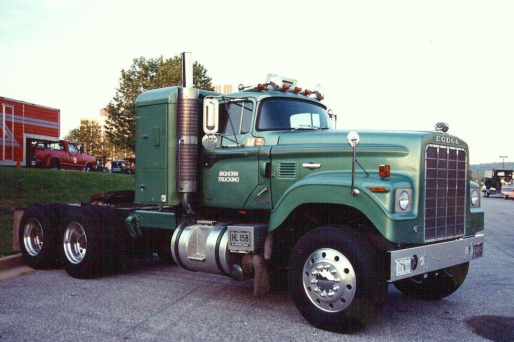 Dodge Big Horn Classic Trucks Old Dodge Trucks Dodge Trucks