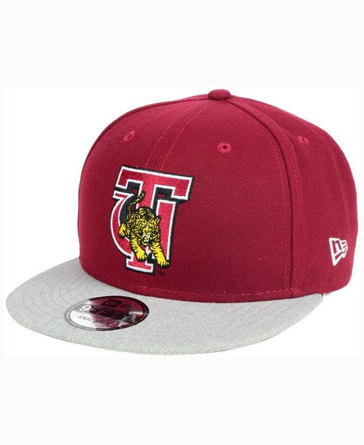 authentic cozy fresh cheaper New Era Tuskegee Golden Tigers Mb 9FIFTY Snapback Cap ...