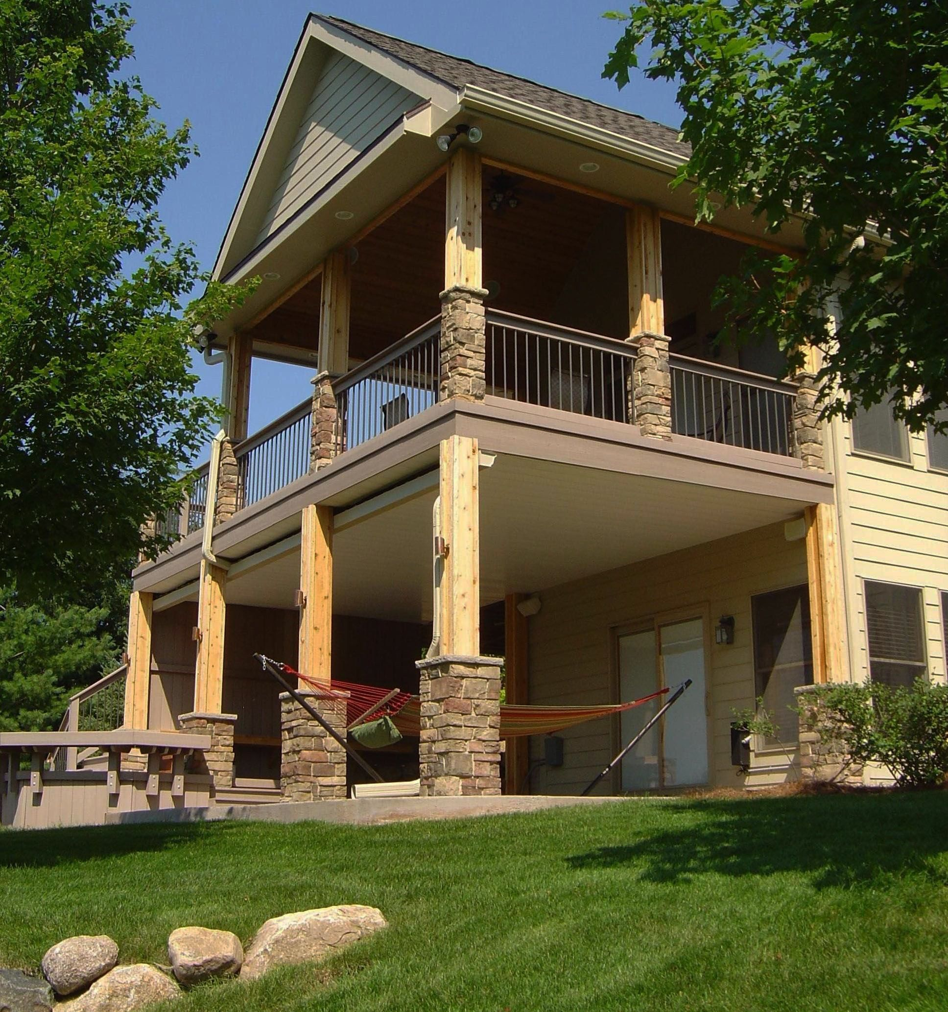 Veranda Tips For Every Residence Style Outdoor Remodel Decks Backyard Outdoor Living Space Patio