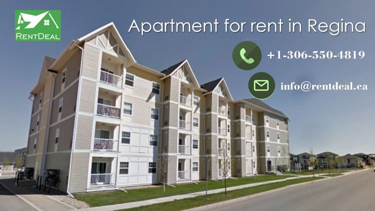Apartment for rent in Regina: modern, affordable, cheap, luxury