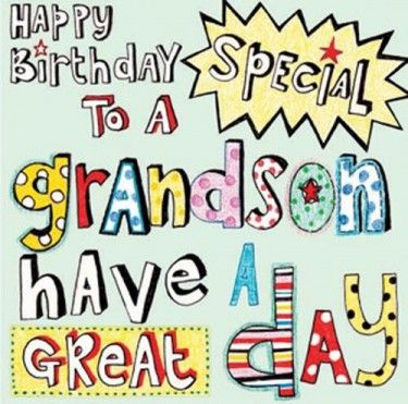 Happy Birthday Quotes Messages Signs Cards Happiness Congratulations Grandchildren