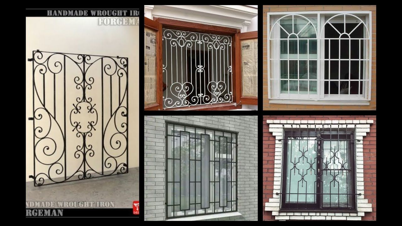 Simple Modern Window Grill Design Ideas 2019 Indian Window Grill