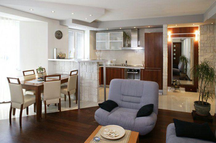 wohnzimmergestaltung wohnungsaufteilung wohnzimmereinrichtung ideen - Wohnzimmergestaltung