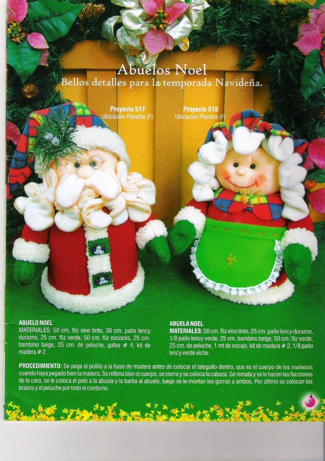 Sólo tiene que hacer Panda Aguja Fieltro Craft Kit-Navidad Decoración de Navidad
