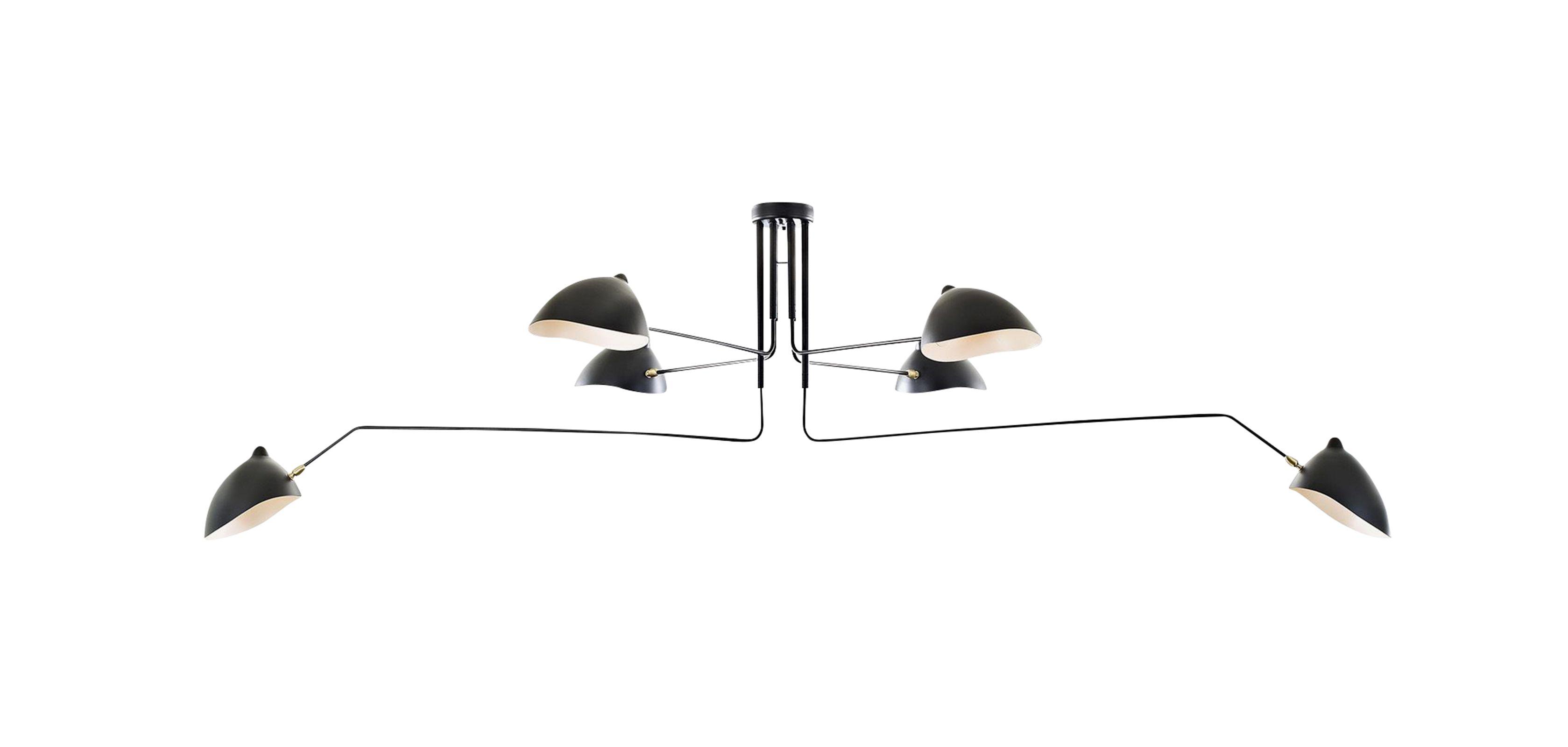 Lampe en suspension mcl r6 serge mouille style living rooms lampe en suspension mcl r6 serge mouille style arubaitofo Choice Image