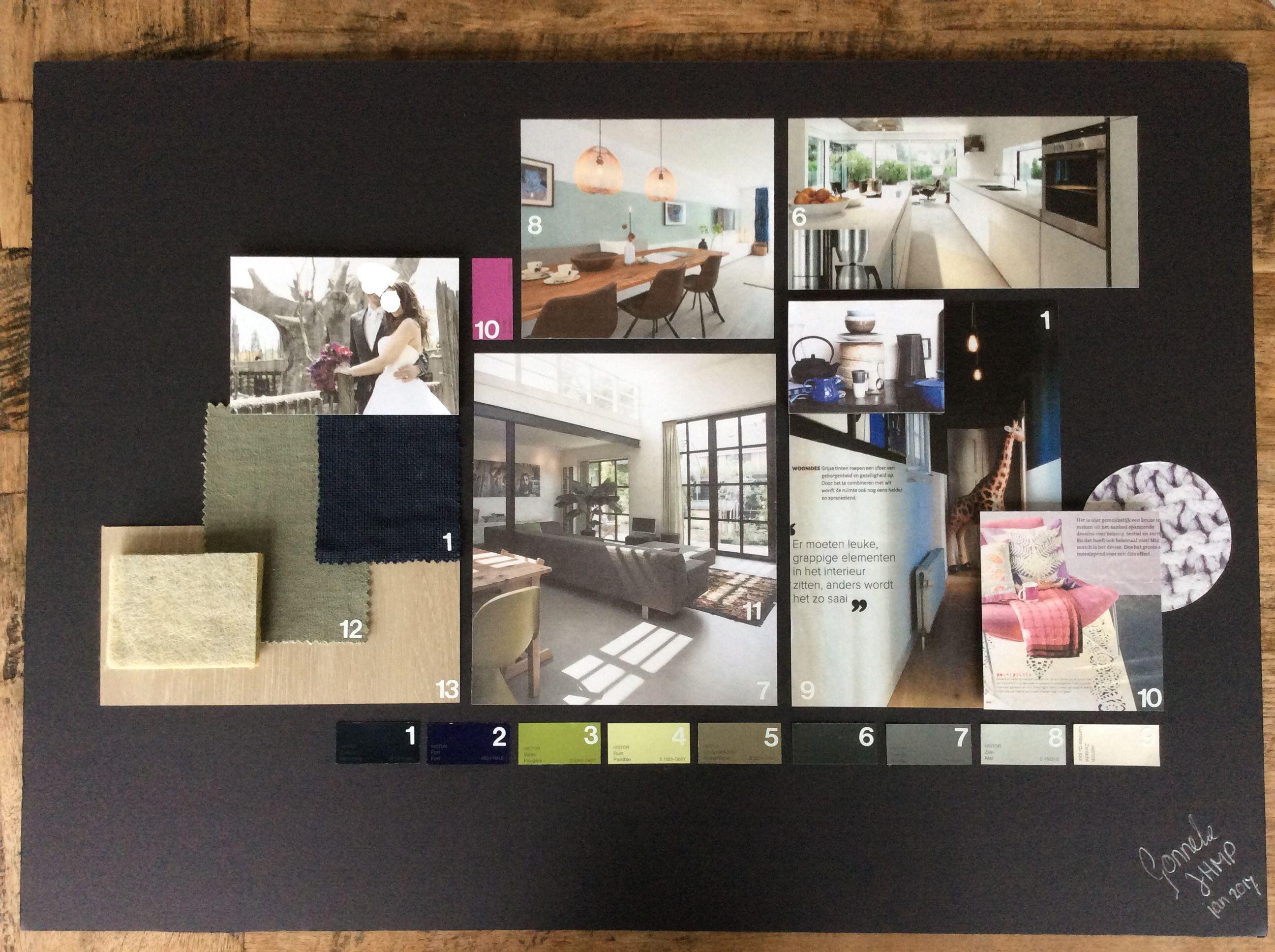 Olijfgroen In Huis : Trefwoorden nieuw te bouwen huis: rust gemakkelijk functioneel