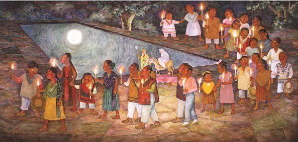 "Diego Rivera:""Las Posadas"""