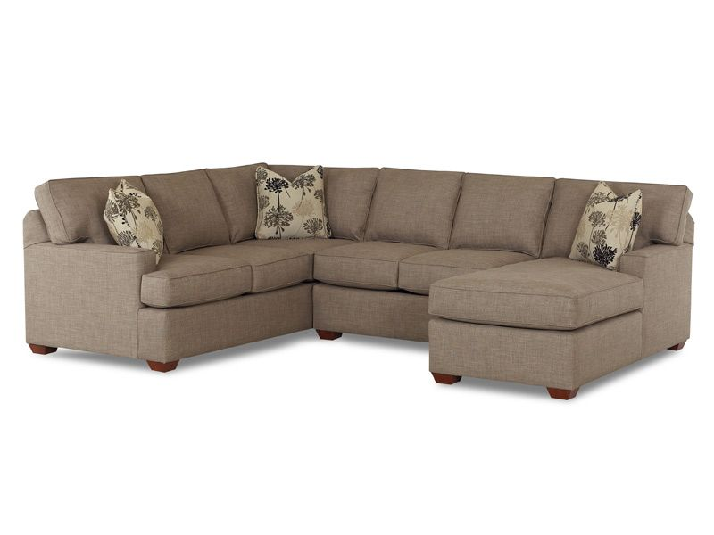 Cardis 3 Piece Sectional For The Home Furniture