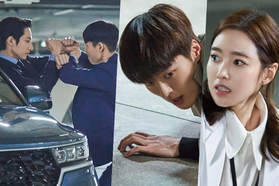 "Jang Ki Yong, Lee Soo Hyuk, + Jin Se Yeon Face Life-Threatening Danger In ""Born Again"""