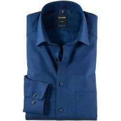 Photo of Olymp Luxor shirt, modern fit, extra long arm, navy, 37 Olymp