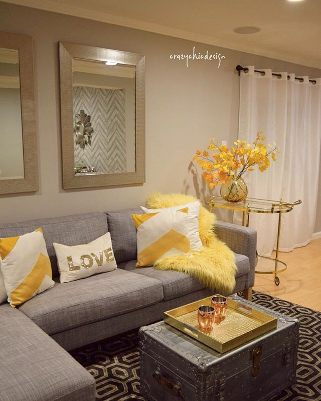 Photos Featured Basement Remodel: Coming Back This Week With Another #ourloveforautumn