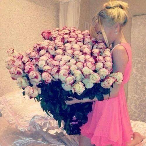 100 Bouquet Of Roses Tumblr Valentine Pinterest Luxury