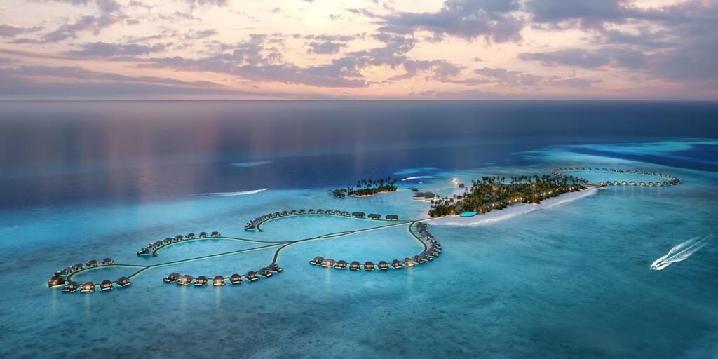 منتجع راديسون بلو في المالديف Travel Destinations Maldives Travel