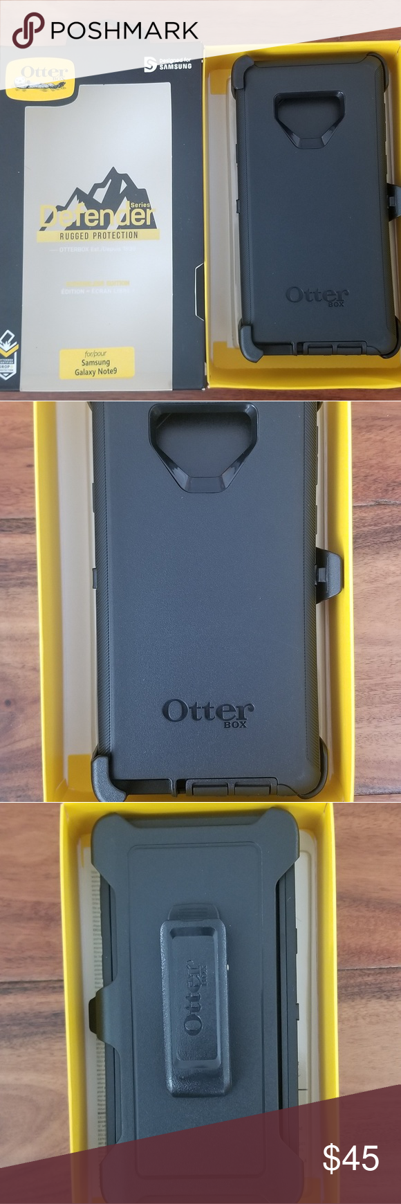 Samsung Galaxy Note 9 Otterbox Defender Phone Case NEW Galaxy Note 9