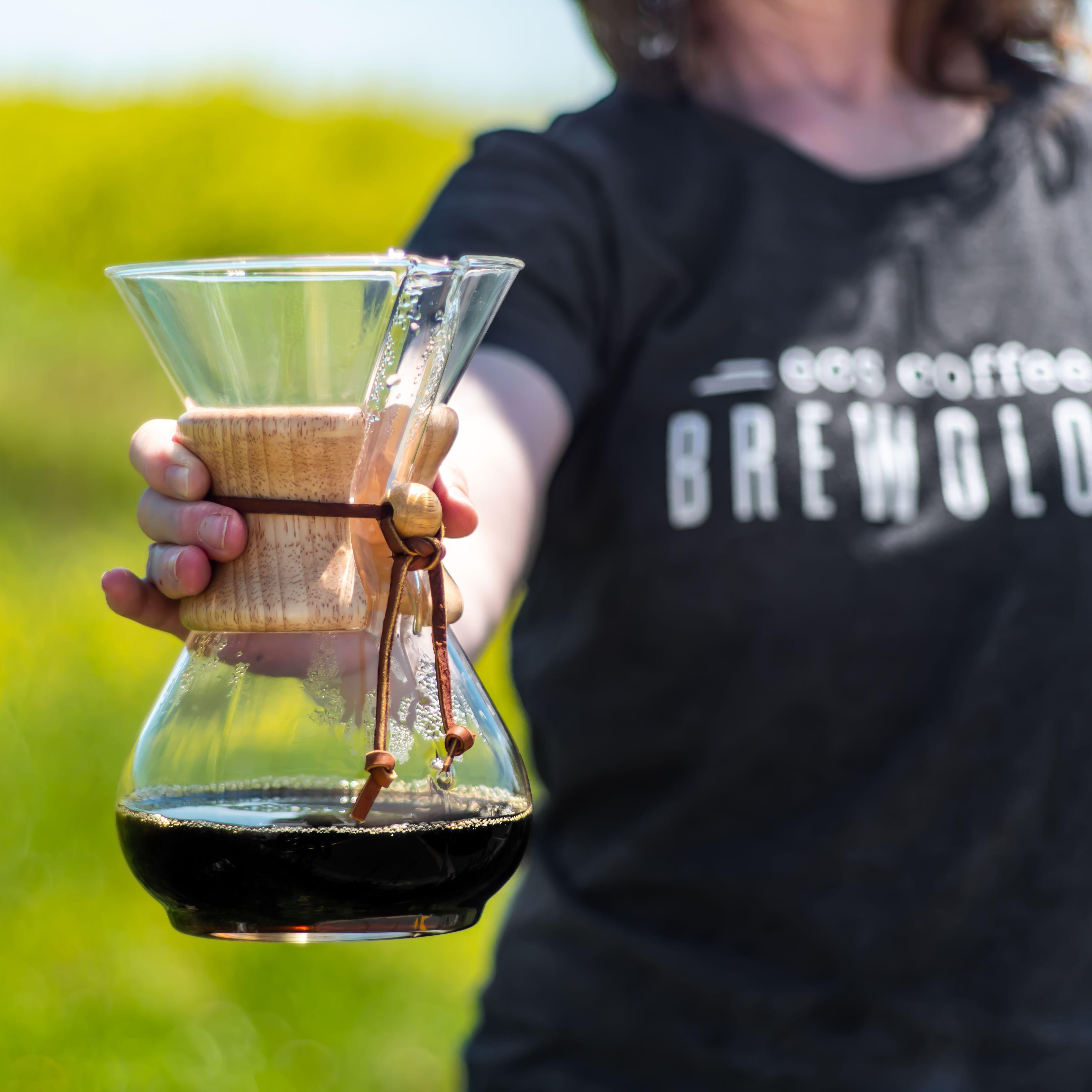We are Canada's Chemex HQ! Chemex, Coffee brewing, Coffee