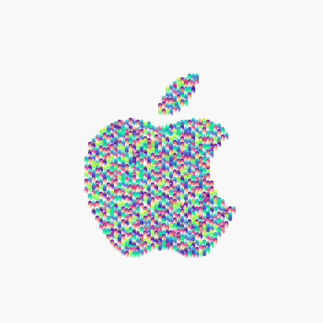 Apple Logo Art On Instagram Logo 11 Apple Thingsinmaking Applelogoart C Apple Inc Apple Logo Design Apple Logo Art Logo