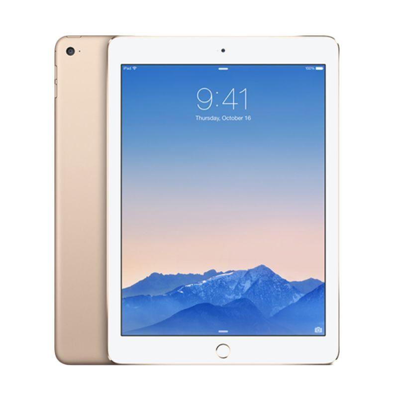 Kredit Apple New Ipad 128gb 2017 Gold Cellular Ipad Air Ipad