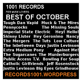 October MIXTAPE https://records1001.wordpress.com