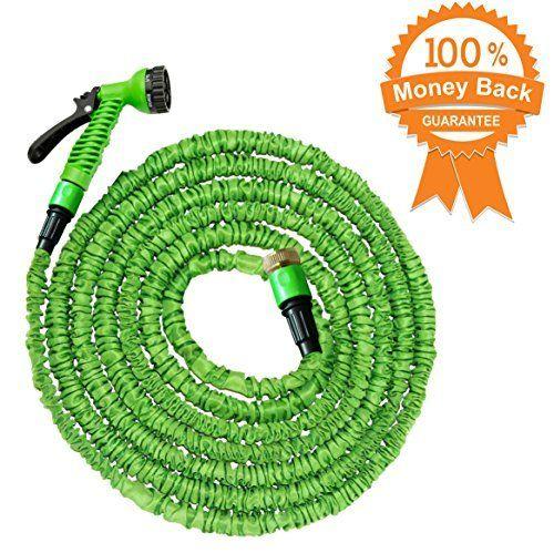 Expandable Natural Setting Sprayer Expanding Sprayers Garden Hose Garden Hoses
