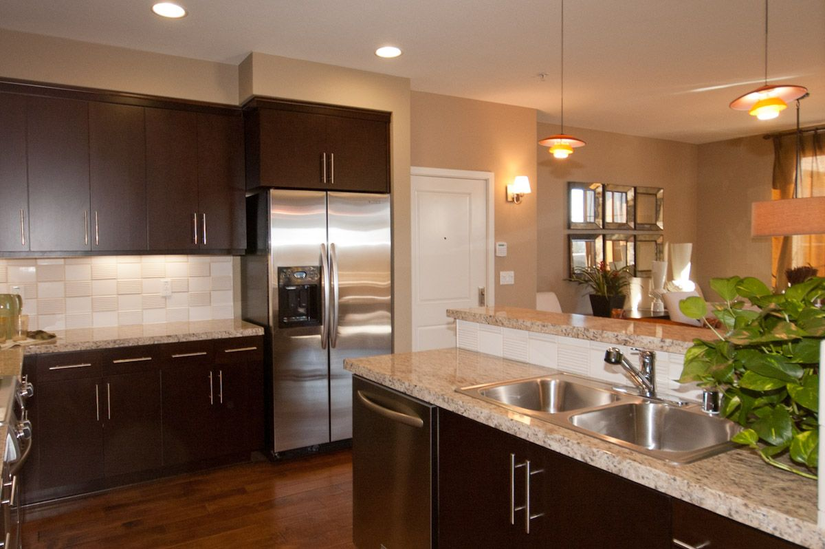 model home kitchens | Model 1 | New Homes Fremont (With ... on Modern Model Kitchen  id=70665
