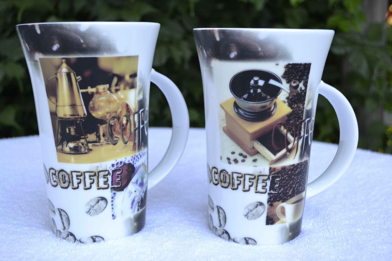 Tasse Tassen Kaffetassen Latte Macchiato Gläser Set Becher Kaffeebecher #lattemacchiato