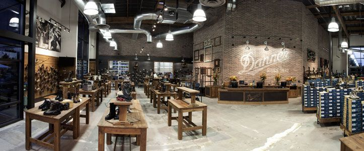 Danner Boots Factory Store