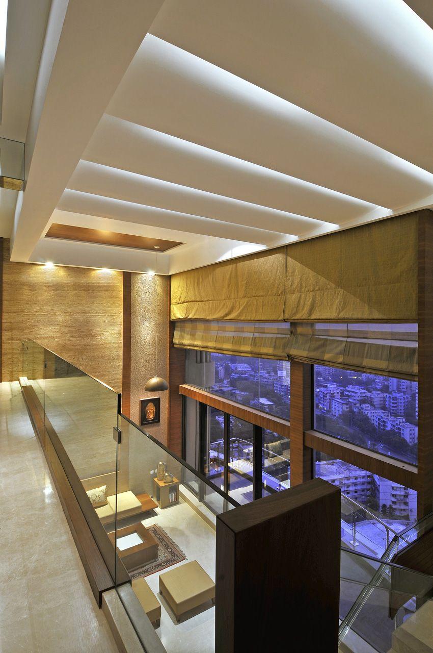 Kalpataru Horizon Penthouse Mumbai Zz Architects Interior