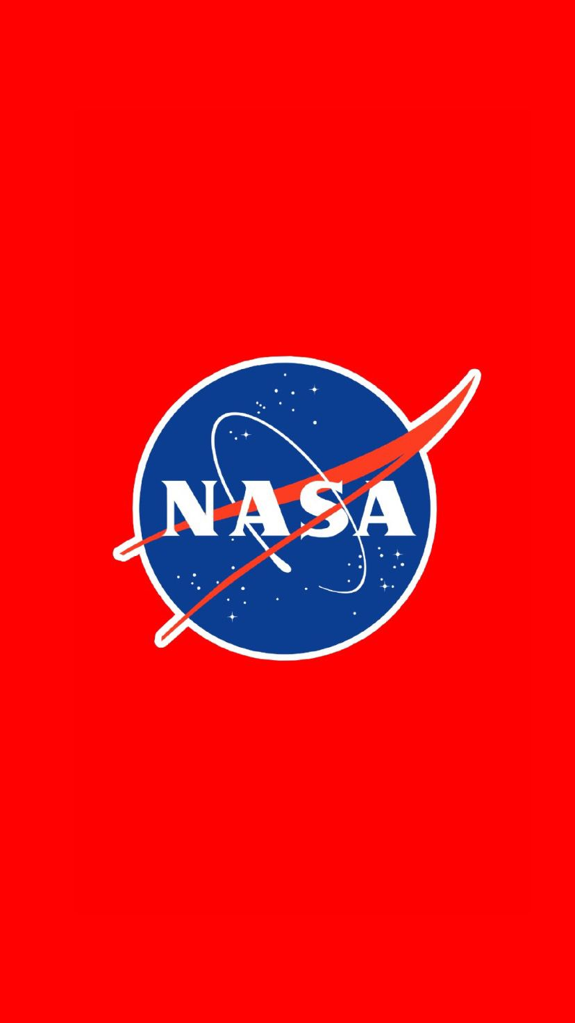 Here Is My Red Nasa Logo Wallpaper Nasa Wallpaper Hypebeast