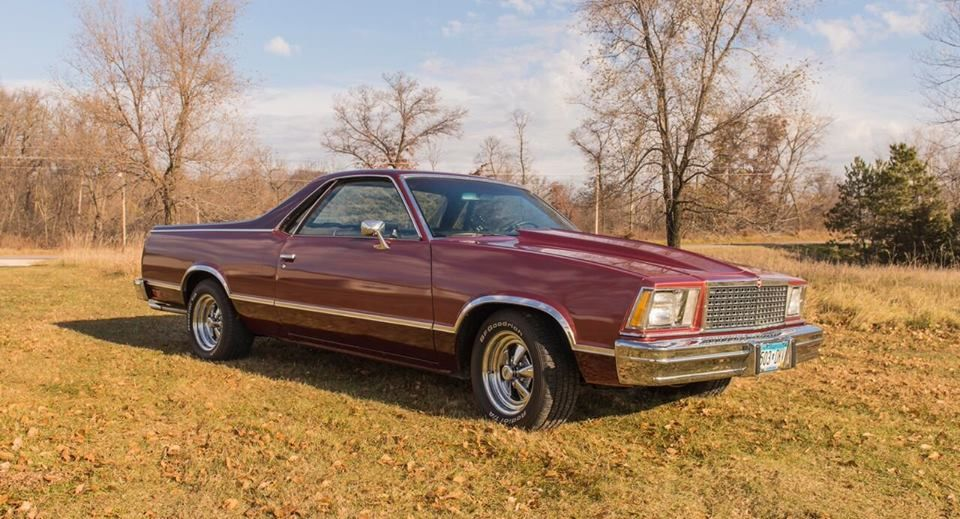 1978 Chevrolet El Camino SS (MN) - $10,500 Please call Mitch @ 952 ...