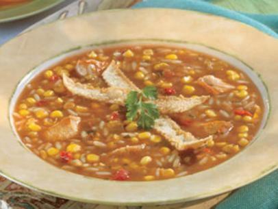 Hearty Chicken Tortilla Soup #chickentortillasoup