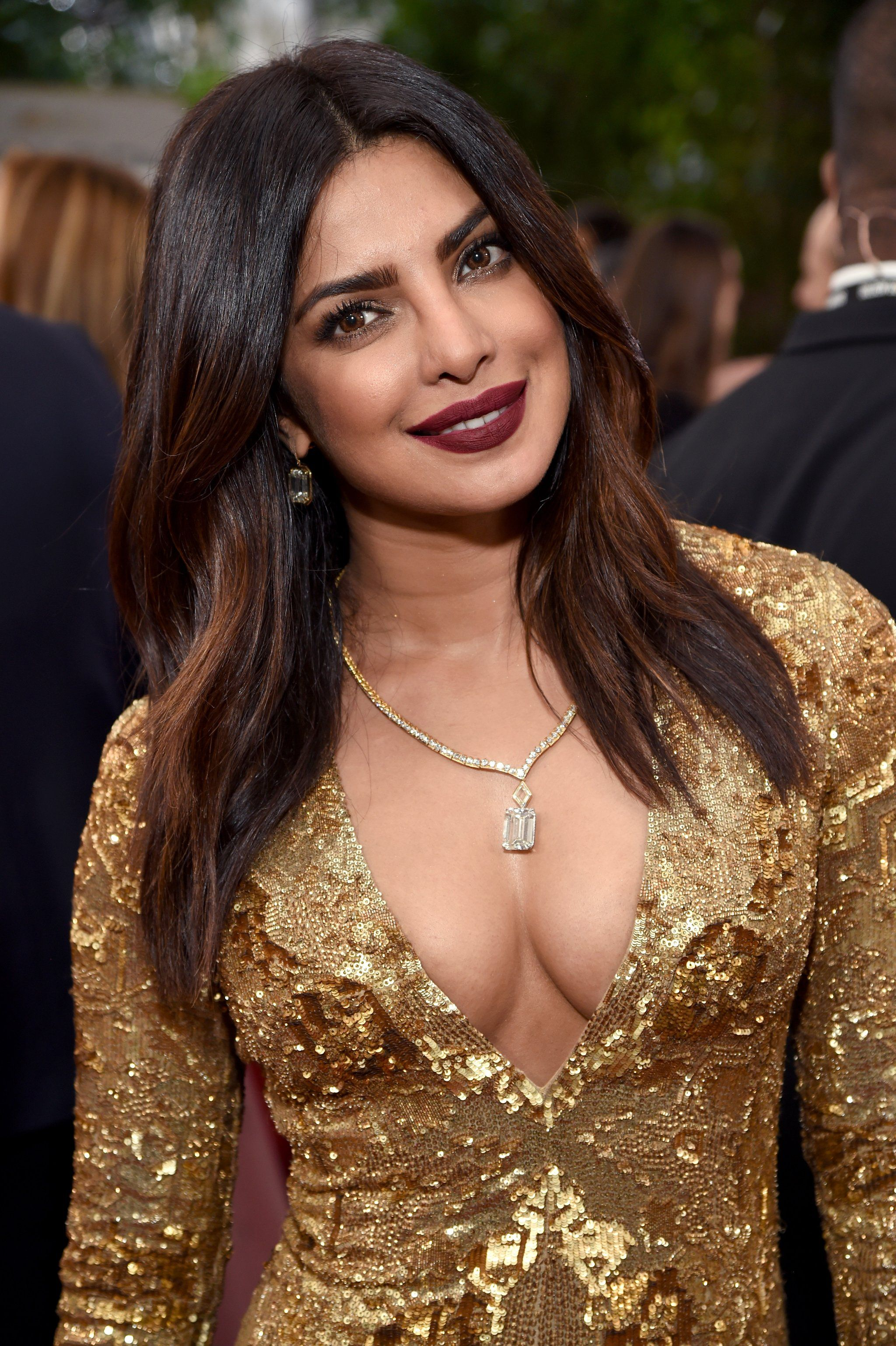 Idea Priyanka chopra boobs remarkable
