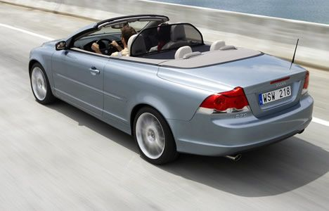 volvo c70 cabrio volvo pinterest volvo. Black Bedroom Furniture Sets. Home Design Ideas