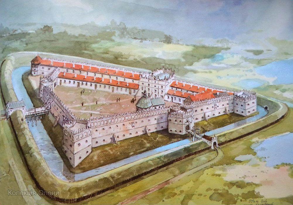 Starosilskij Zamok Toj Sho Zberigsya Naperekir Chasu Castle Art Castle Travel