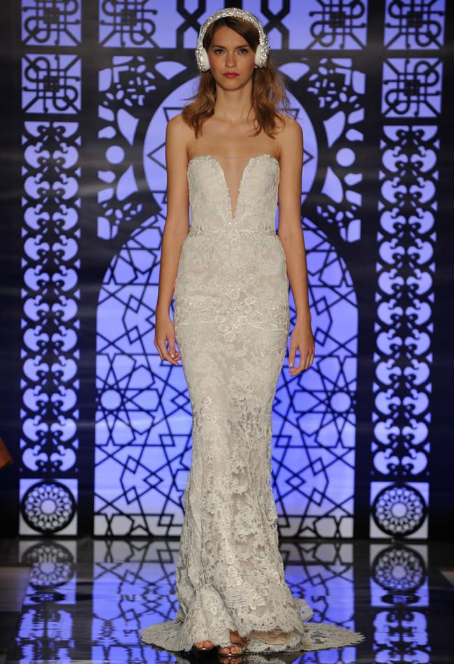Reem Acra Brings Magic to Her Fall 2016 Wedding Dress Collection