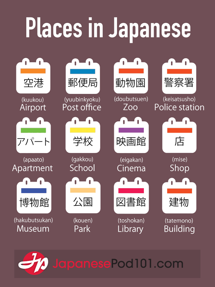 Free Printable Japanese Lessons