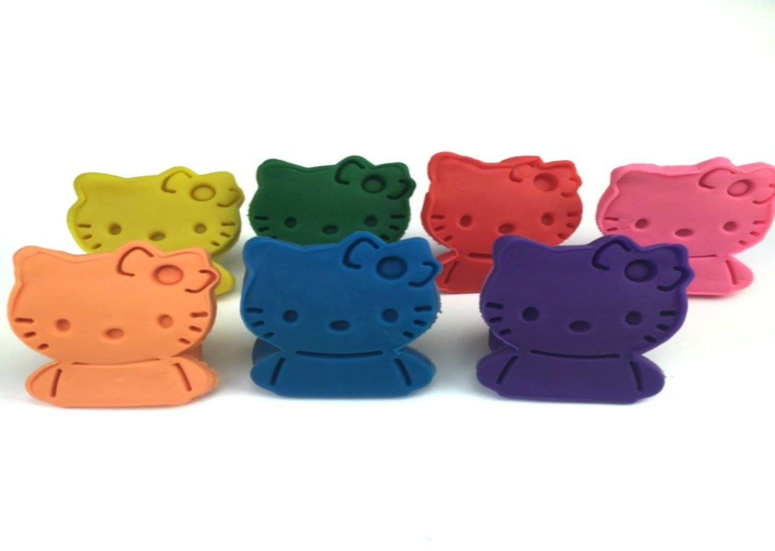 Hello Kitty Play Doh Learn Colors Colours Amp Animal Sounds