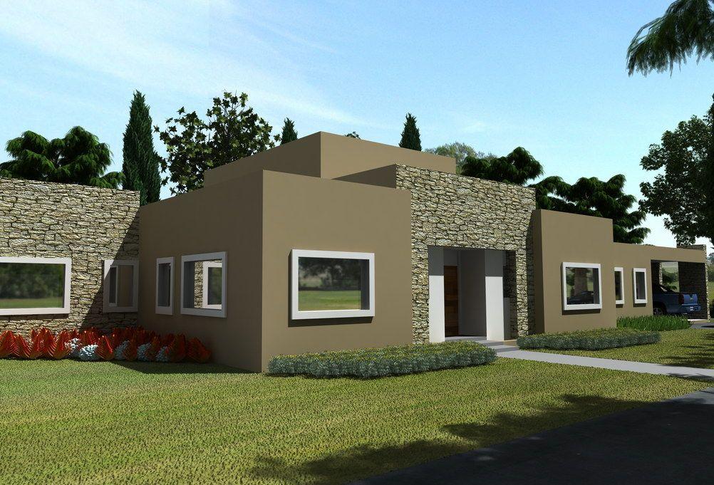 Decoracion exteriores casas modernas fabulous balcon for Fachadas de casas modernas gratis