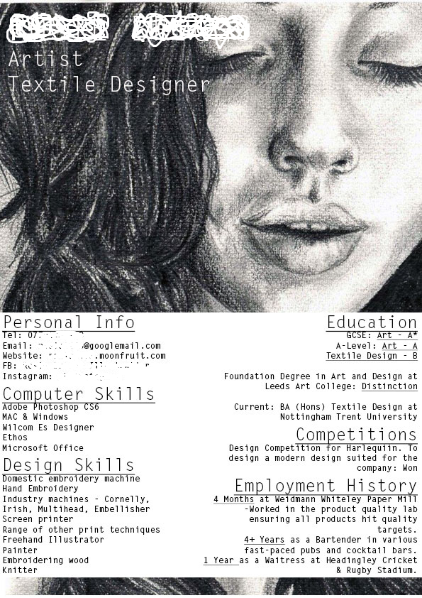 illustrator cv