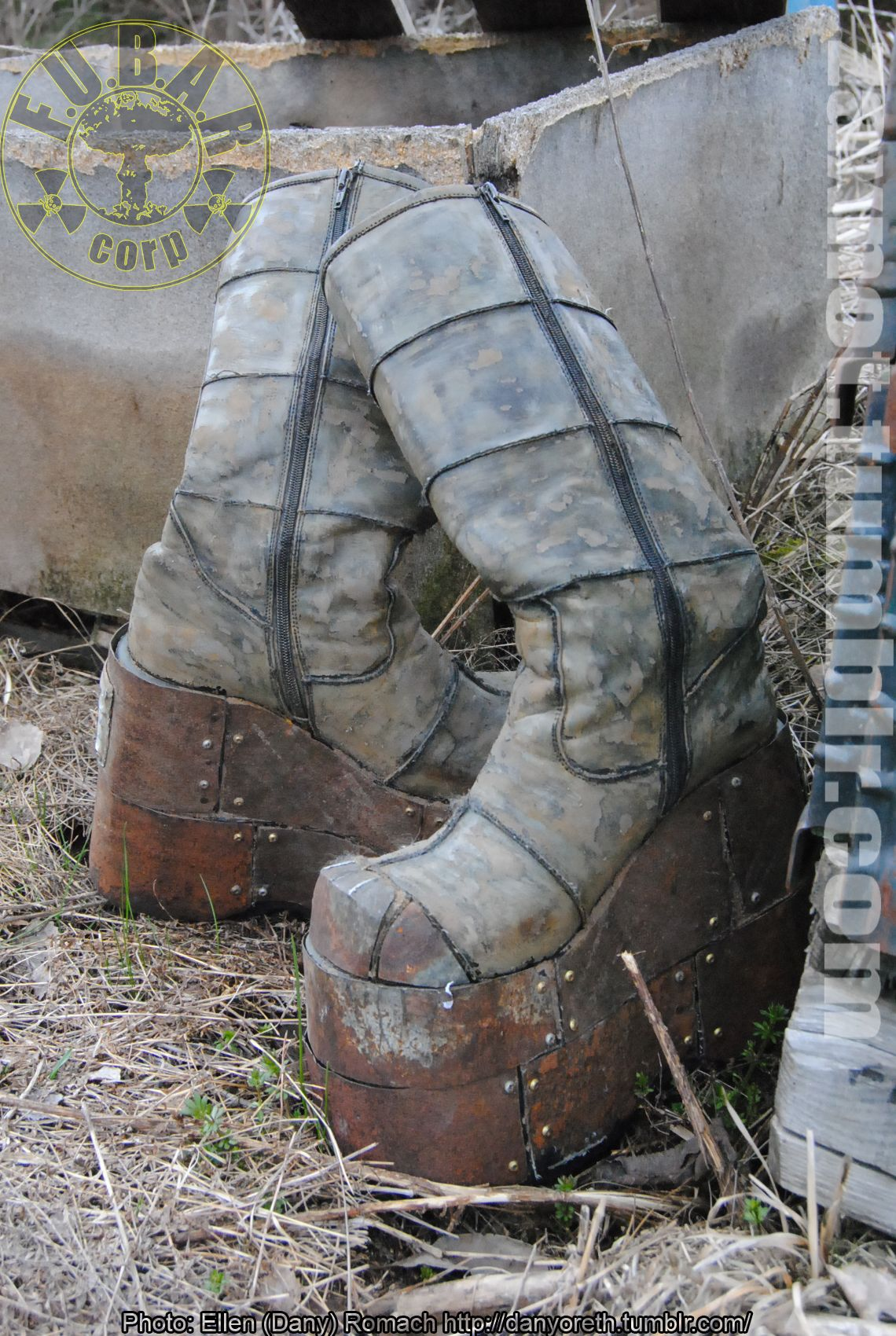 I want to make these out of Demonia platform boots | Post ...