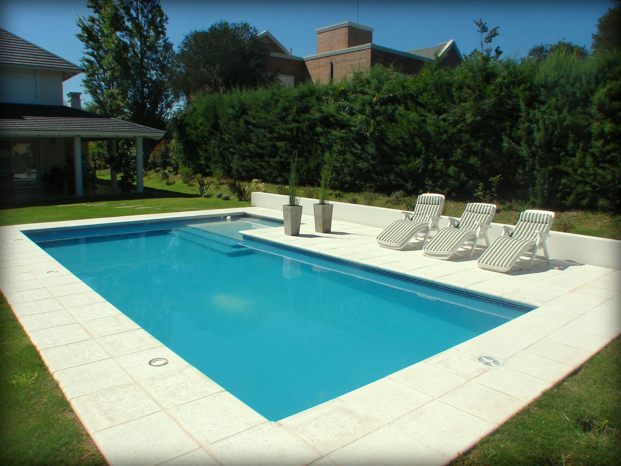 Piscina swimmingpool arquitectura cordoba dise o for Diseno de piscinas para casas de campo