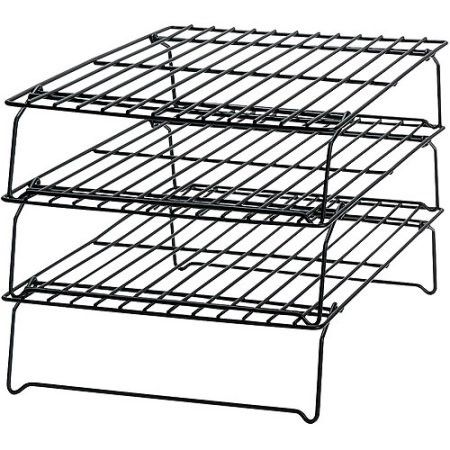 Wilton Excelle Elite Cooling Grid 3 Tier Clear Cooling Racks