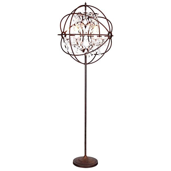 TIMOTHY OULTON GYRO CRYSTAL FLOOR LAMP £1,020/ $1266 | Timothy ...