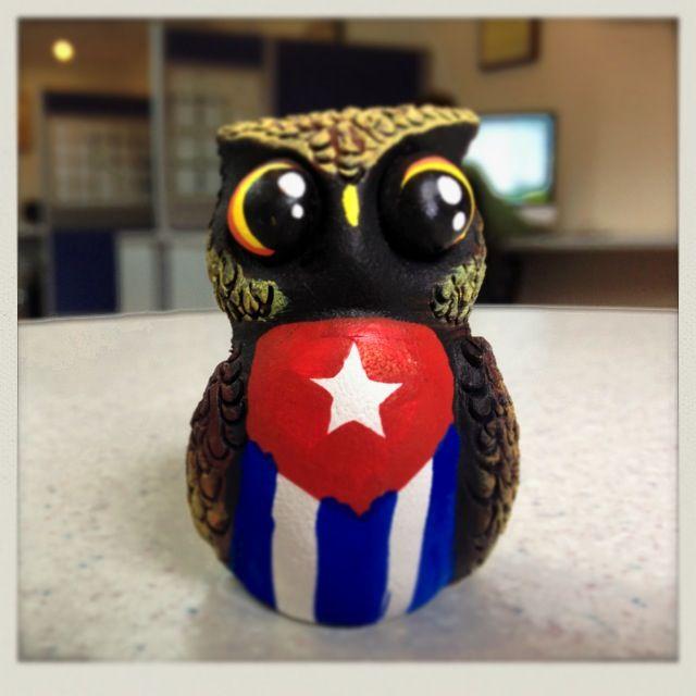 Un detalle de @mauriciobautista de su viaje a cuba.