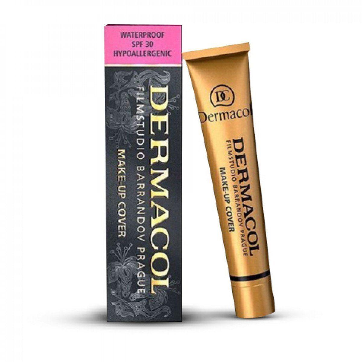 Dermacol Film Studio Makeup Cover Foundation 30g Cover