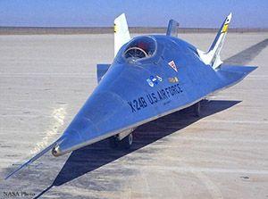 Concept Aircraft- Martin X-24B