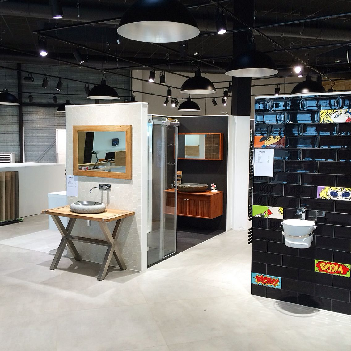 forgiarini showroom mulhouse france carrelage sanitaire meubles de