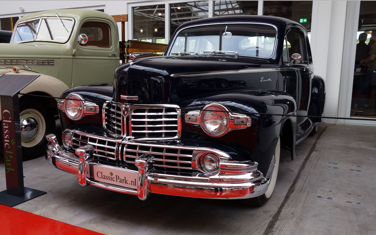 1947 Lincoln Club Coupe - Body Type 76H77 | American Cars of the 30s ...