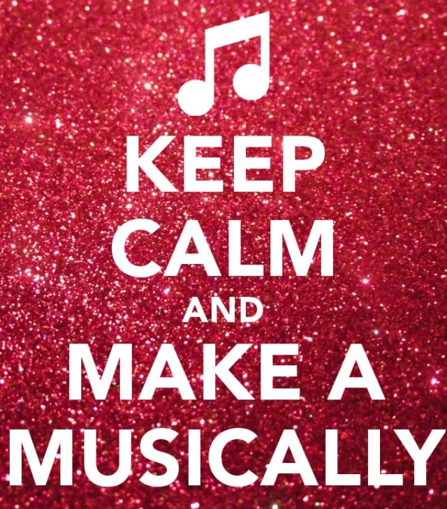 This Is So True I Love Musically Musically Calm Keep Calm Calm Quotes