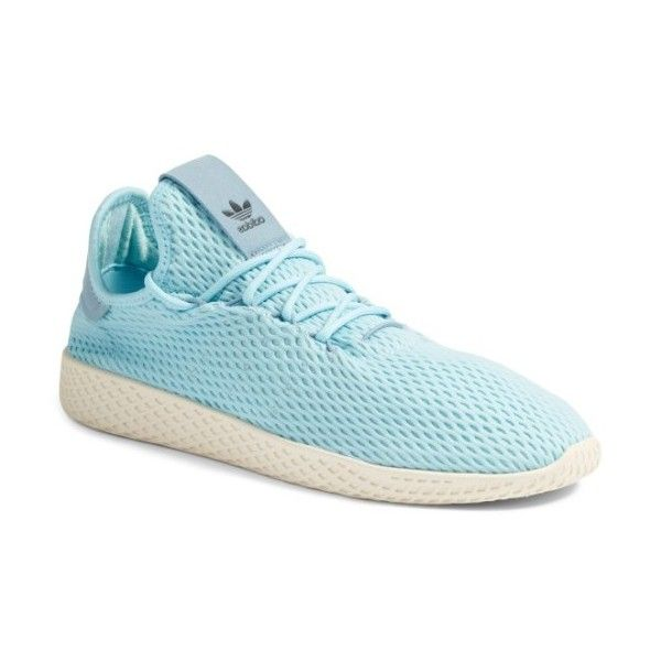 e7727532d Women s Adidas Pharrell Williams Tennis Hu Sneaker (33 KWD) ❤ liked on  Polyvore featuring shoes